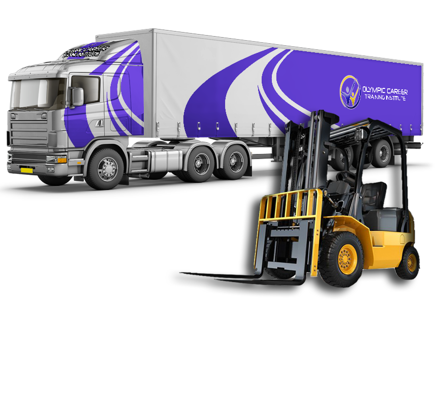 Cdl Training Forklift Certification Olympic Career Training